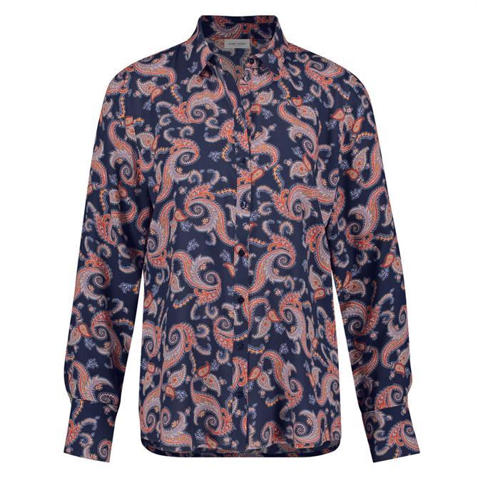 Gerry Weber Paisley Pattern Shirt