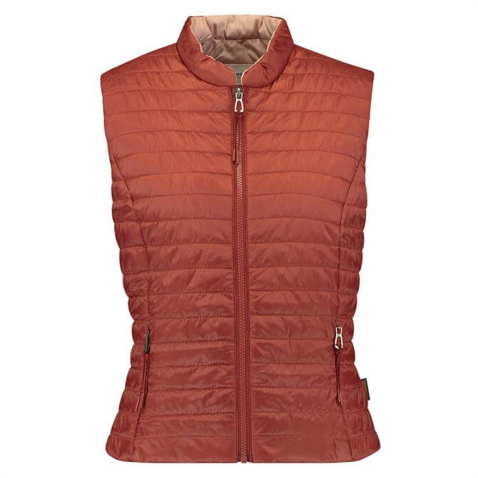 Gerry Webr Quilted Body Warmer