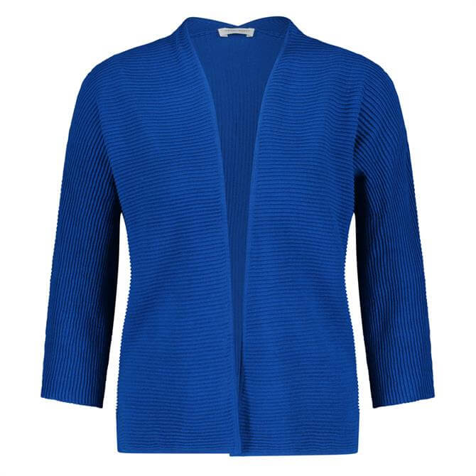Gerry Weber Ribbed Open Front Cardigan