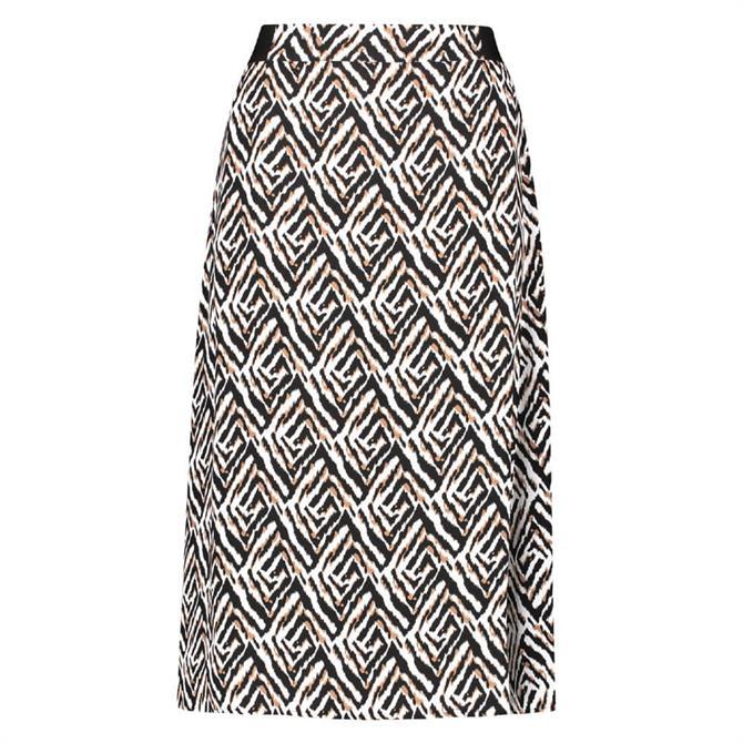 Gerry Weber Sahara Print Skirt