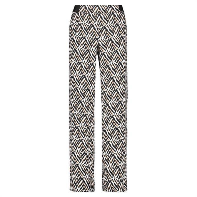 Gerry Weber Sahara Print Trousers