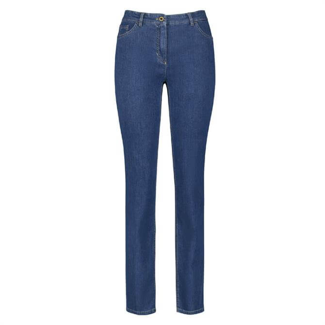 Gerry Weber Straight Fit 5-Pocket Jeans