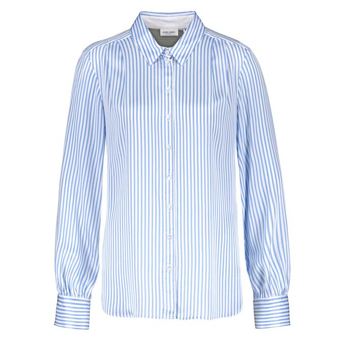 Gerry Weber Striped Long Sleeved Blouse