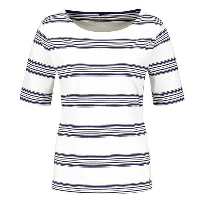 Gerry Weber Striped Organic Cotton Top