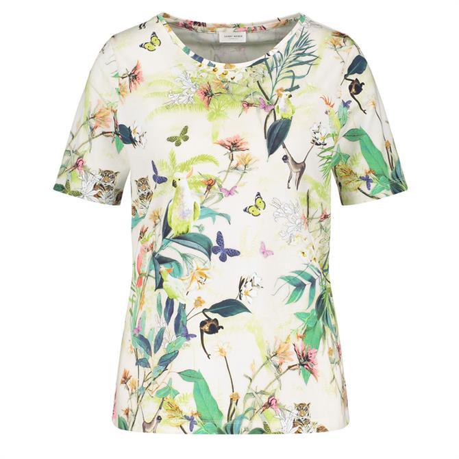 Gerry Weber Tropical Summer Print T-Shirt