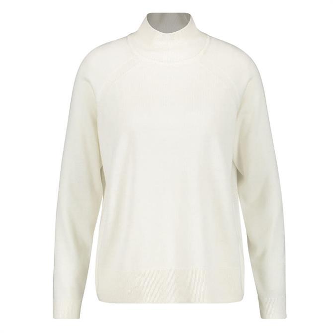 Gerry Weber Wool Blend Turtleneck Sweater