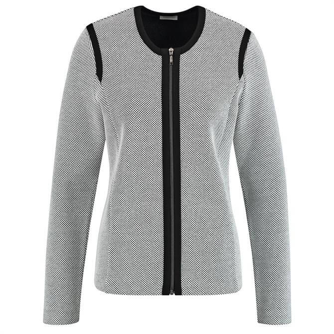 Gerry Weber Two-Tone Semi Fitted Jacket