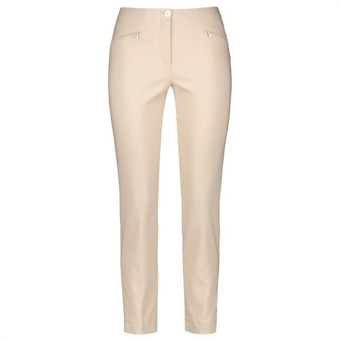 Gerry Weber Zipped Pocket Slim Fit Trousers