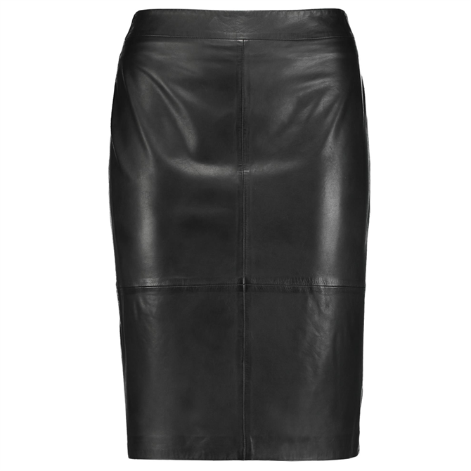 Gerry Weber Nappa Leather Pencil Skirt