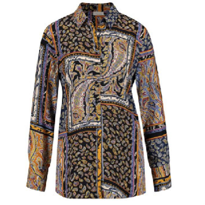 Gerry Weber Paisley Print Viscose Shirt