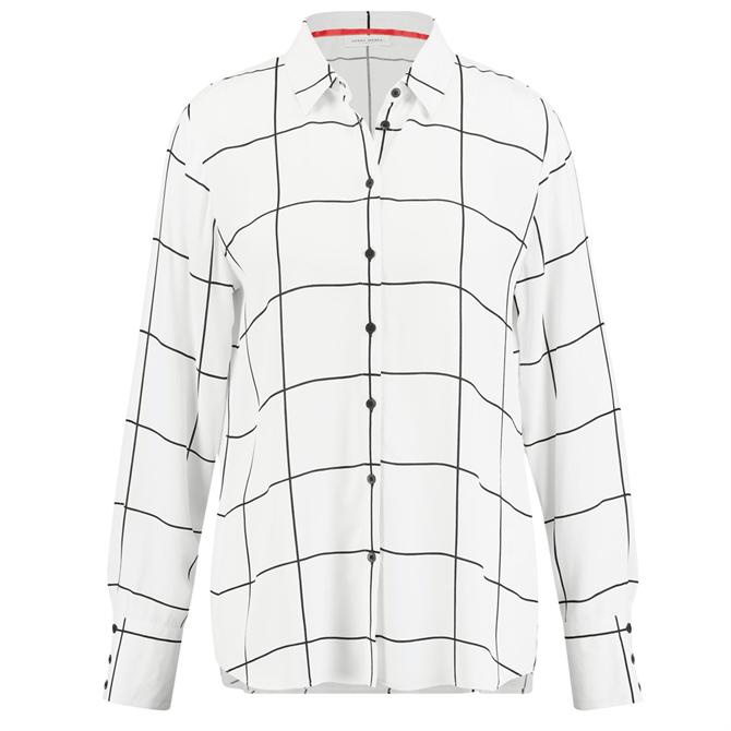 Gerry Weber Windowpane Check Shirt