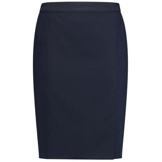 Gerry Weber Fitted Pencil Front Slit Skirt