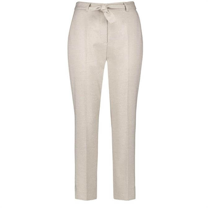 Gerry Weber Trousers with Fabric Belt