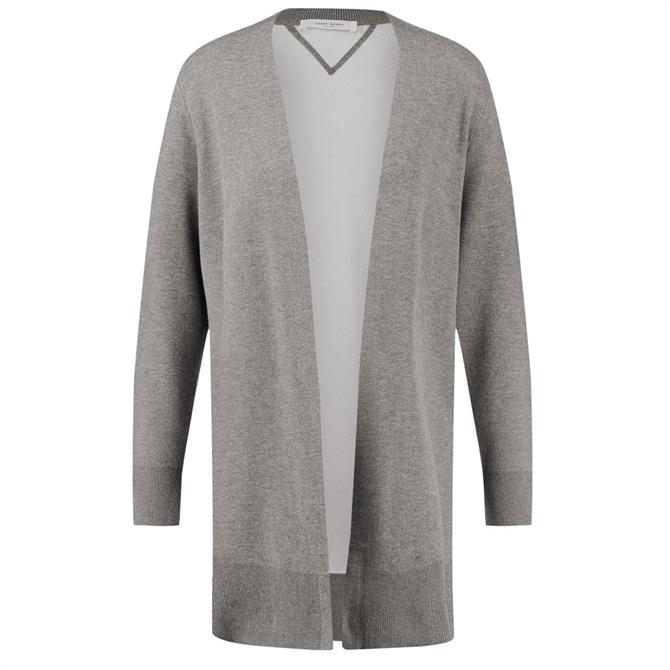 Gerry Weber Double-Faced Open-Fronted Cardigan