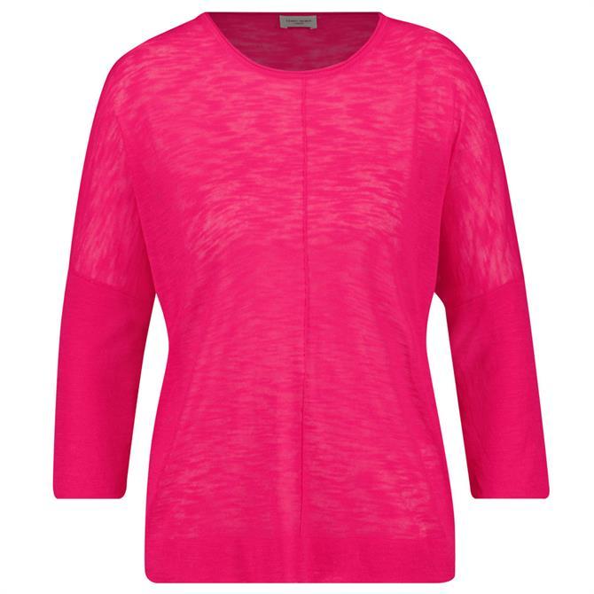 Gerry Weber Fine Knit ¾ Sleeve Sweater