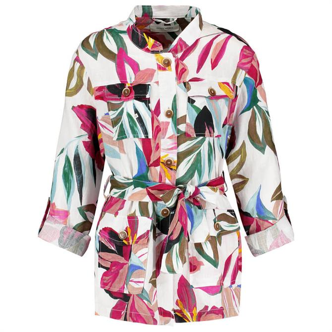 Gerry Weber Floral Kimono Style Blazer