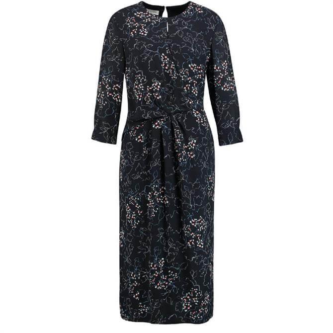 Gerry Weber Floral Print Jersey Midi Dress