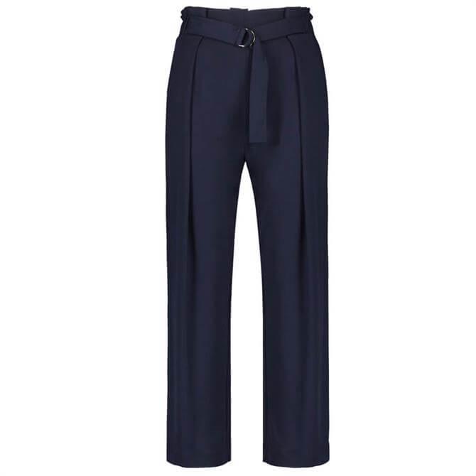 Gerry Weber Paperbag Waist Jersey Trousers