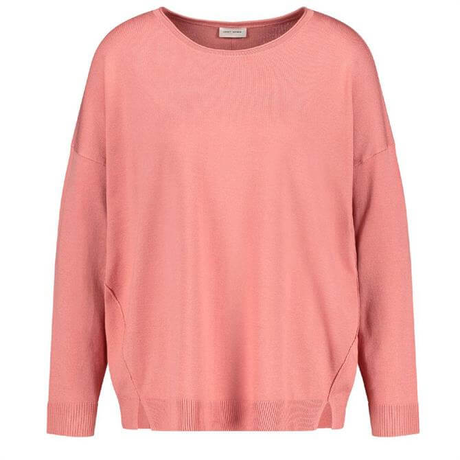 Gerry Weber Relaxed Fit Round Neck Sweater
