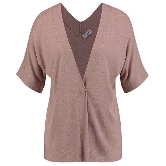 Gerry Weber Short Sleeve V Neck Cardigan