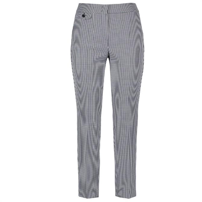 Gerry Weber Tailored Cropped Check Trousers