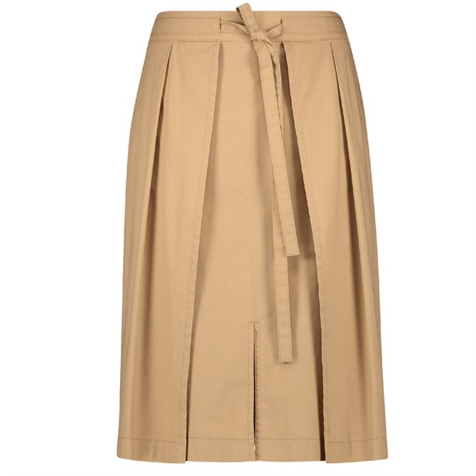 Gerry Weber Tie Waist Full Midi Skirt