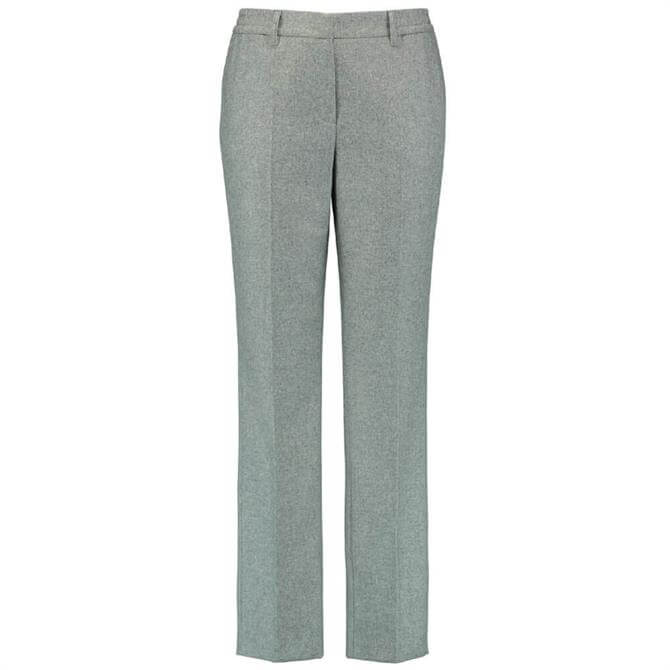 Gerry Weber Wool Blend Tailored Trousers