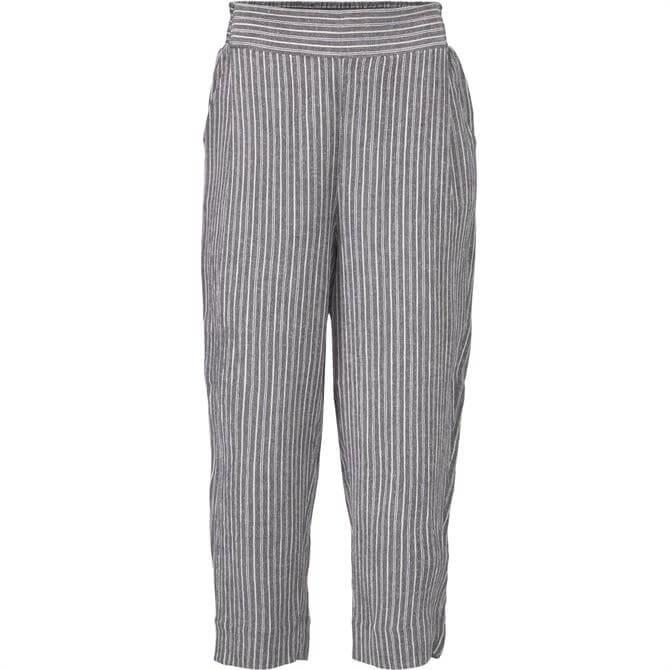 Masai Petrina Pinstriped Culotte Trousers