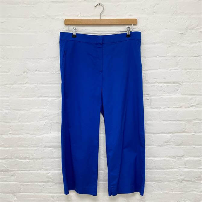 Gerry Weber Cropped Cotton Trouser
