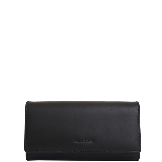Gianni Conti Large Flapover Wallet