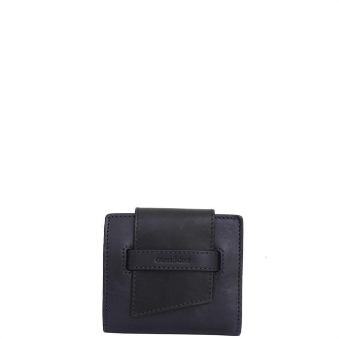 Gianni Conti Strap Fastened Wallet