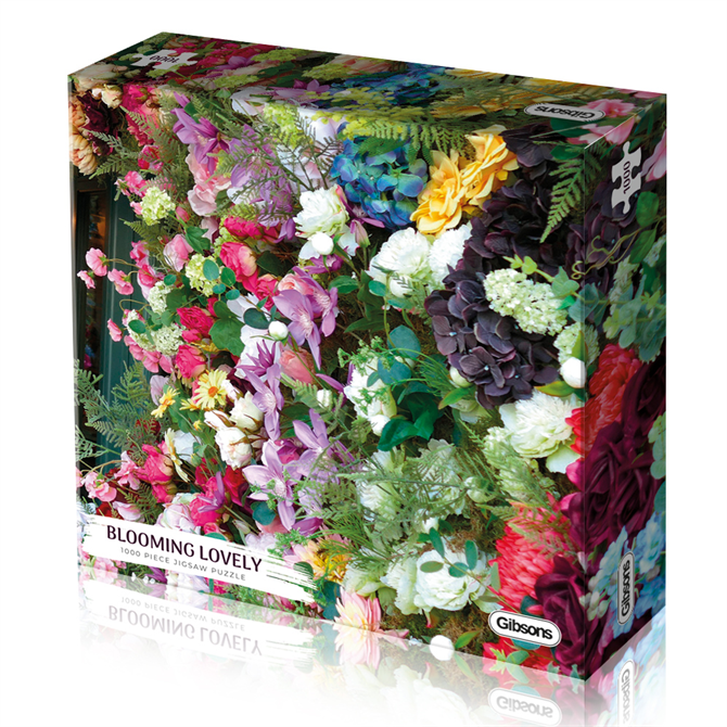Gibsons 1000 Piece Blooming lovely Jigsaw Puzzle