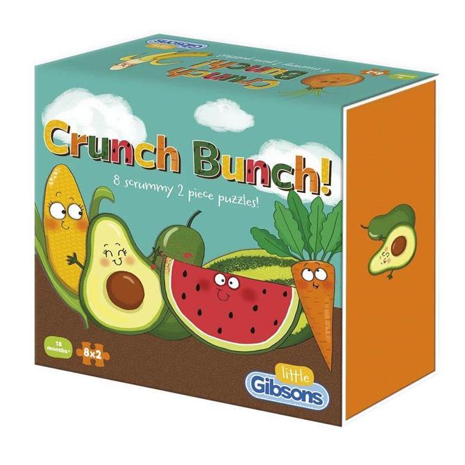Little Gibsons Crunch Bunch Children's Jigsaw Puzzle