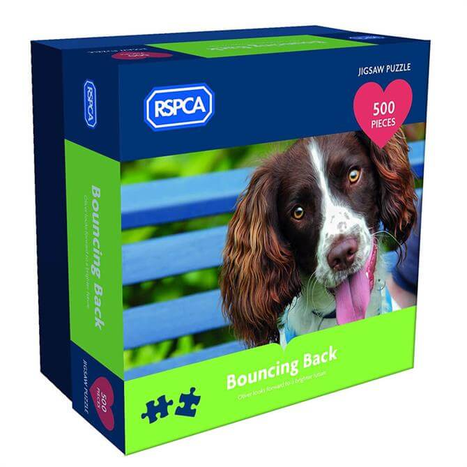 Gibsons RSPCA Bouncing Back Puzzle