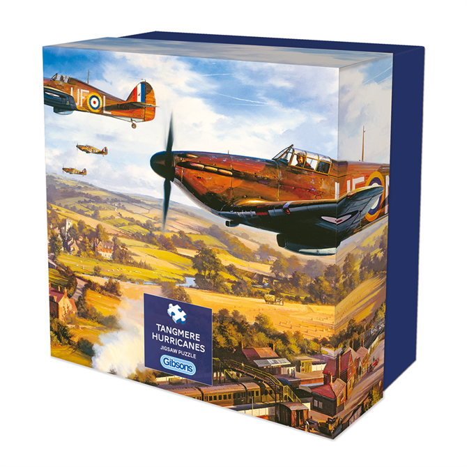 Gibsons Tangmere Hurricanes Gift Jigsaw Puzzle