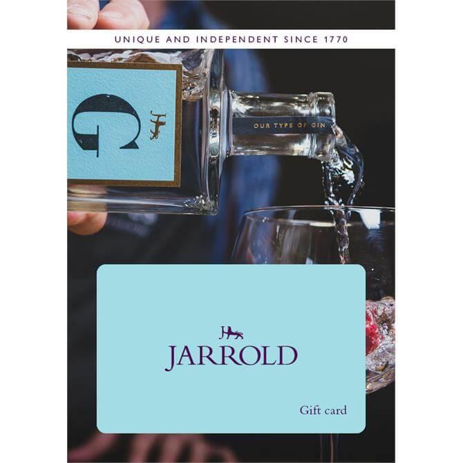 Jarrold Gin Gift Card