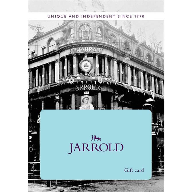 Jarrold Jubliee Gift Card