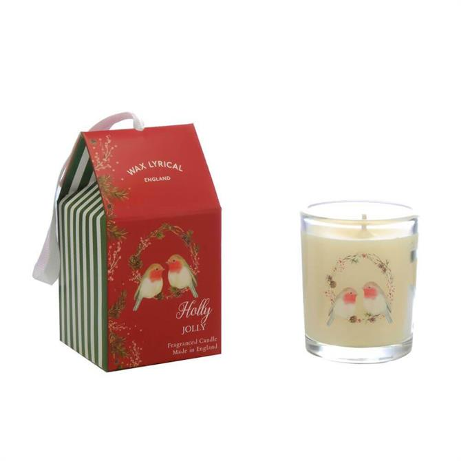 Wax Lyrical Hanging Votive Christmas Candles
