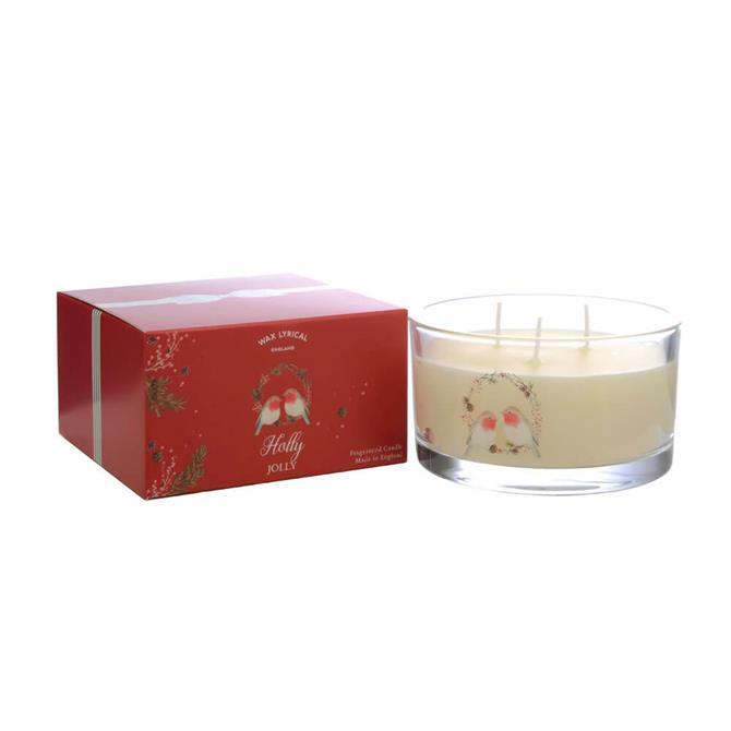 Wax Lyrical Christmas Candles Three Wick