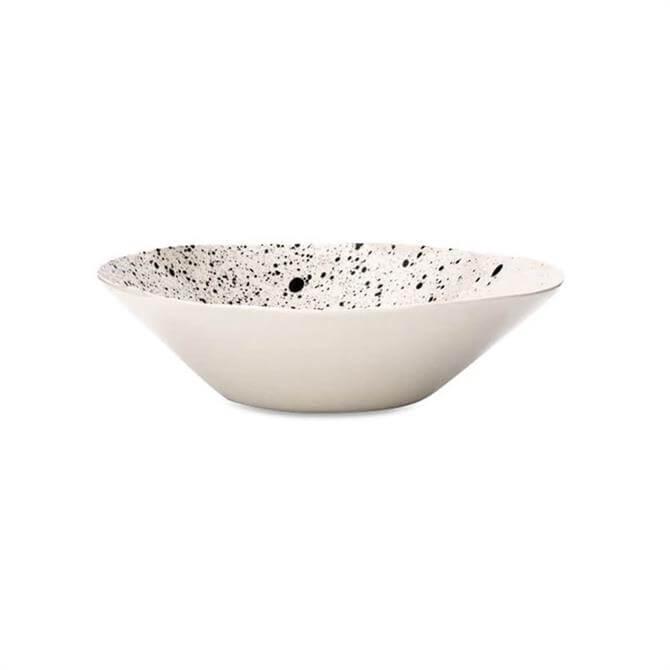 Nkuku Ama Serving Bowl Splatter Large