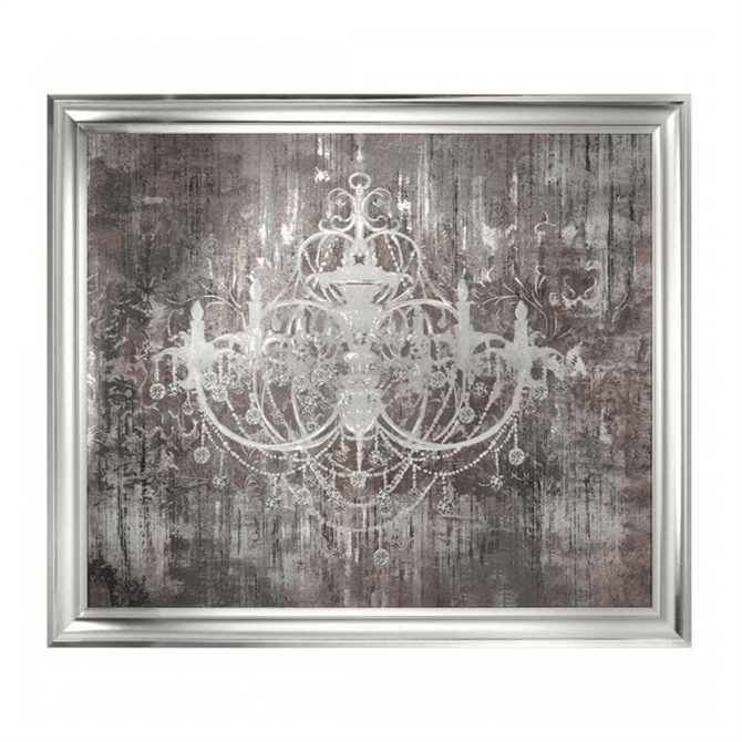 Art Marketing Luminous Framed Print