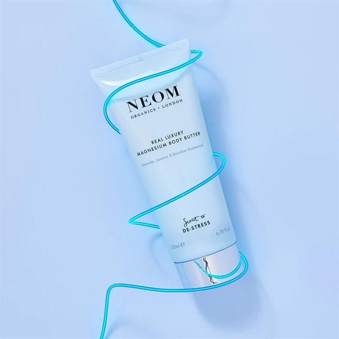 Neom Organics Real Luxury Magnesium Body Butter 200ml