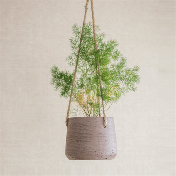 Garden Trading Stratton Hanging Pot Small