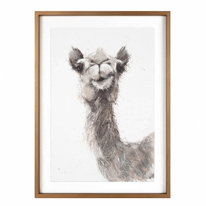 Art Marketing Clive Framed Print