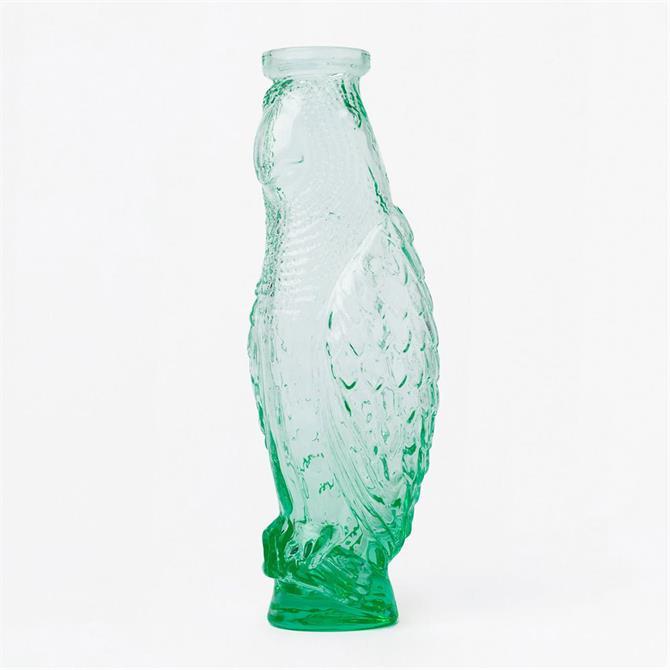 DOIY Cockatoo Bird Glass Carafe