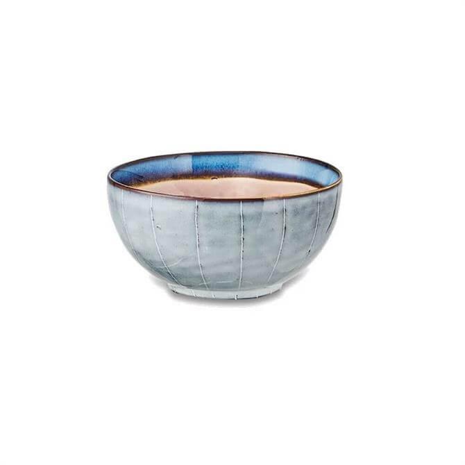 Nkuku Dakara Ceramic Bowl Dusky Pink