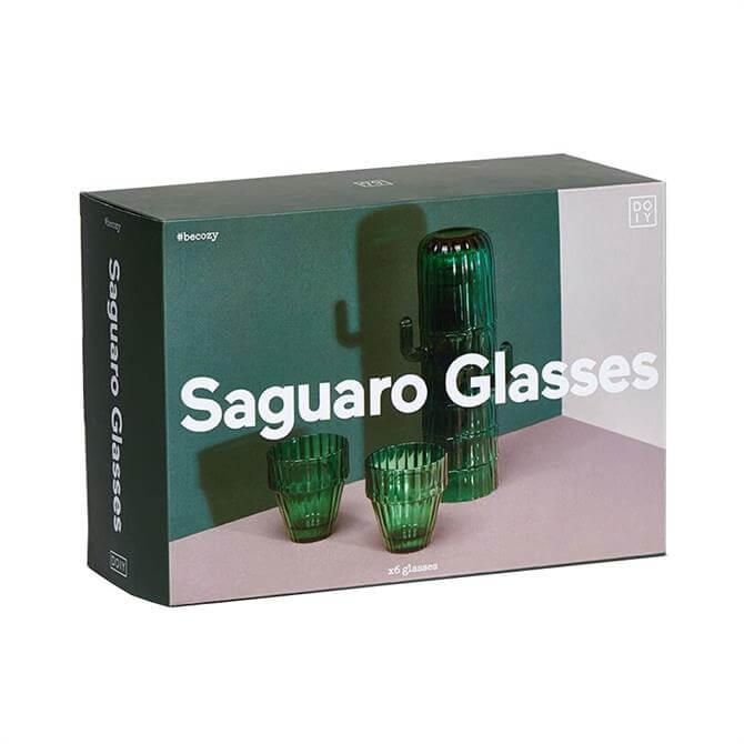 DOIY Saguaro Stackable Glasses