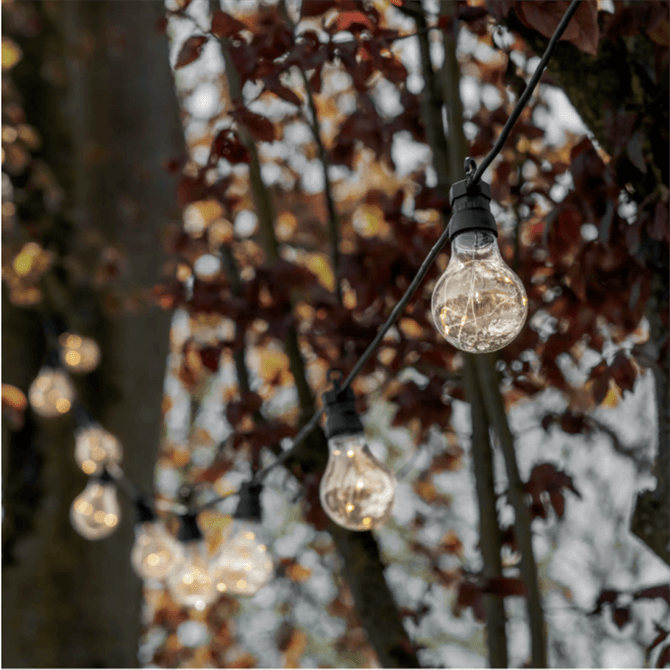 Garden Trading Festoon Classic Extendable Lights