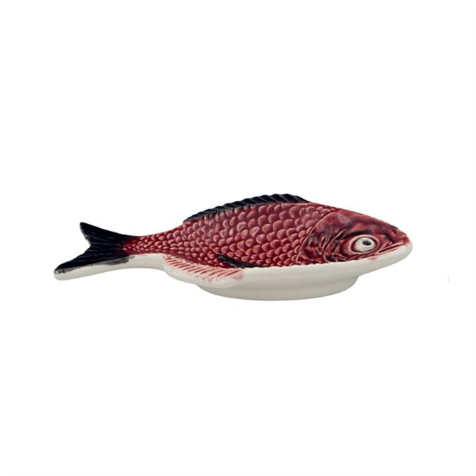 Bordallo Pinheiro Fish Olive Dish