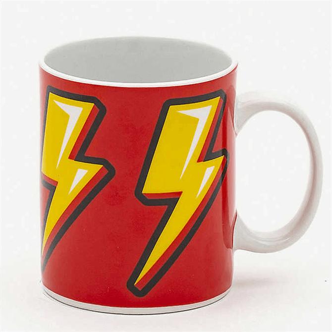 Seletti Studio Job Flash porcelain mug